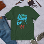 DRAWFEE VARIETY HOUR Camp Bass Tee