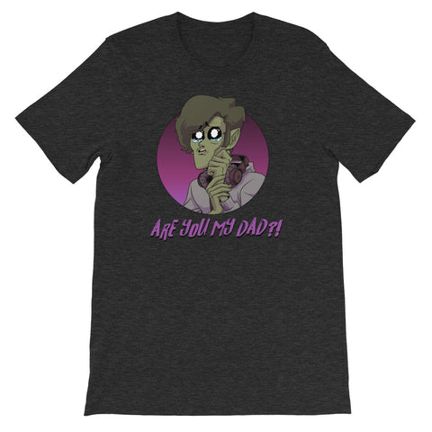 "DIMENSION 20: Fantasy High ""Are You My Dad?"" Tee"