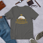 "DRAWTECTIVES ""Buzz's Home Cooking"" Tee"