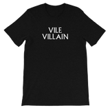 DIMENSION 20 Vile Villain Tee (Escape From the Bloodkeep)