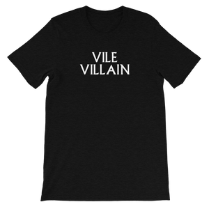 Dimension 20 Escape From the Bloodkeep Vile Villain T-Shirt