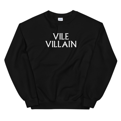 DIMENSION 20 Vile Villain Sweatshirt