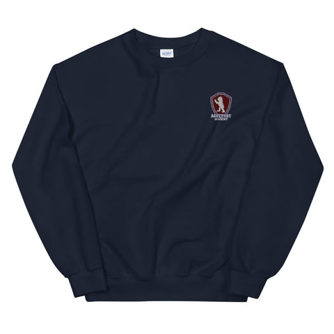 Dimension 20 Fantasy High Aguefort Academy Crew Sweatshirt
