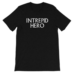 Dimension 20 Escape From The Bloodkeep Intrepid Hero T-Shirt