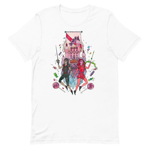 A CROWN OF CANDY: The Princesses of House Rocks Tee
