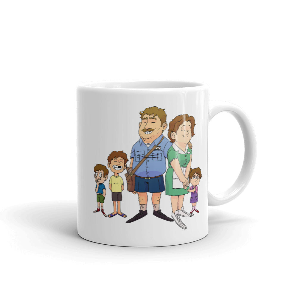 Dimension 20 Fantasy High The Cubbys Mug