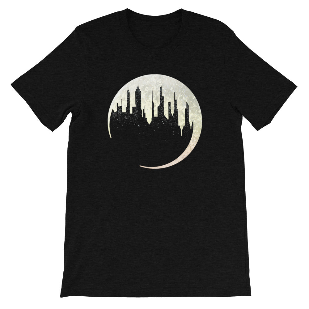 Dimension 20 The Unsleeping City Logo T-Shirt