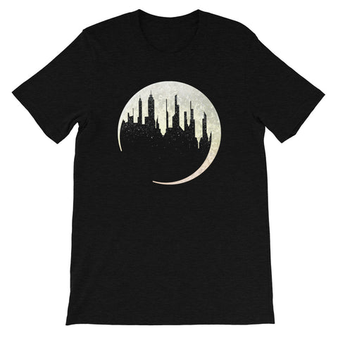 DIMENSION 20: The Unsleeping City Logo Tee