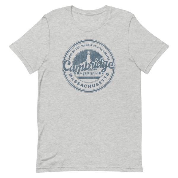 Game Changer Home of the Crumbly Square Theater T-Shirt