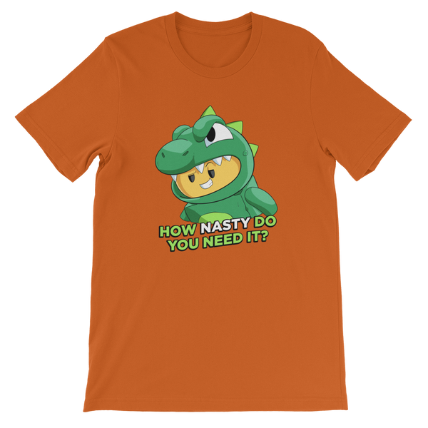 Dimension 20 Tiny Heist How Nasty Do You Need It? T-Shirt