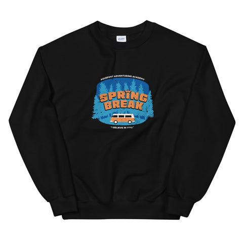 Dimension 20 Fantasy High Spring Break Crew Sweatshirt