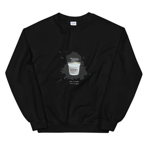 Dimension 20 Fantasy High Gilear's Own Crew Sweatshirt