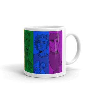 Dimension 20 Fantasy High Pride Mug