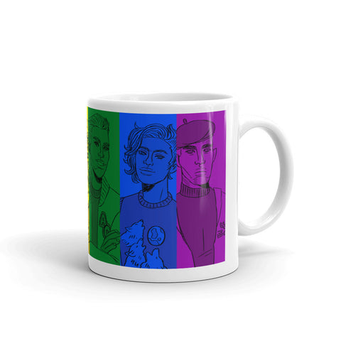 DIMENSION 20 FANTASY HIGH: Pride Mug
