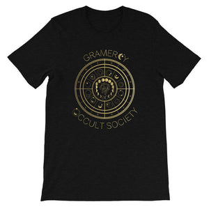 Dimension 20 The Unsleeping City Gramercy Occult Society T-Shirt