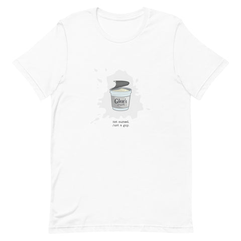 "DIMENSION 20 LIVE: ""Gilear's Own"" Tee (Light)"