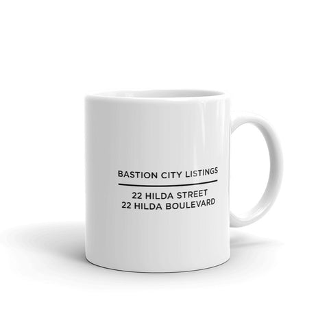DIMENSION 20 LIVE: Hilda Hilda Realty Mug