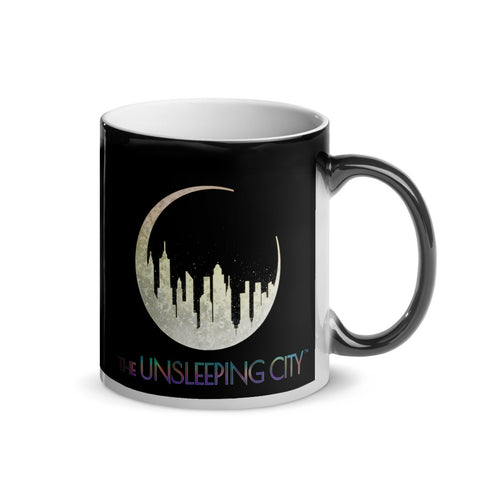 DIMENSION 20: The Unsleeping City Magic Moon Reveal Mug
