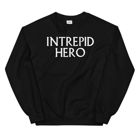 DIMENSION 20 Intrepid Hero Sweatshirt