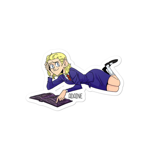 DIMENSION 20: Fantasy High Adaine Sticker