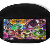 PARANOIA Eyes All Over Fanny Pack