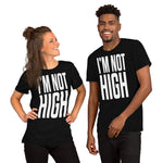 "PARANOIA ""I'm Not High"" Tee"