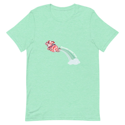 Dimension 20 A Crown of Candy Peppermint Preston T-Shirt