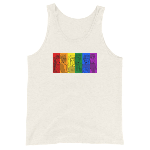 Dimension 20 Fantasy High Pride Tank