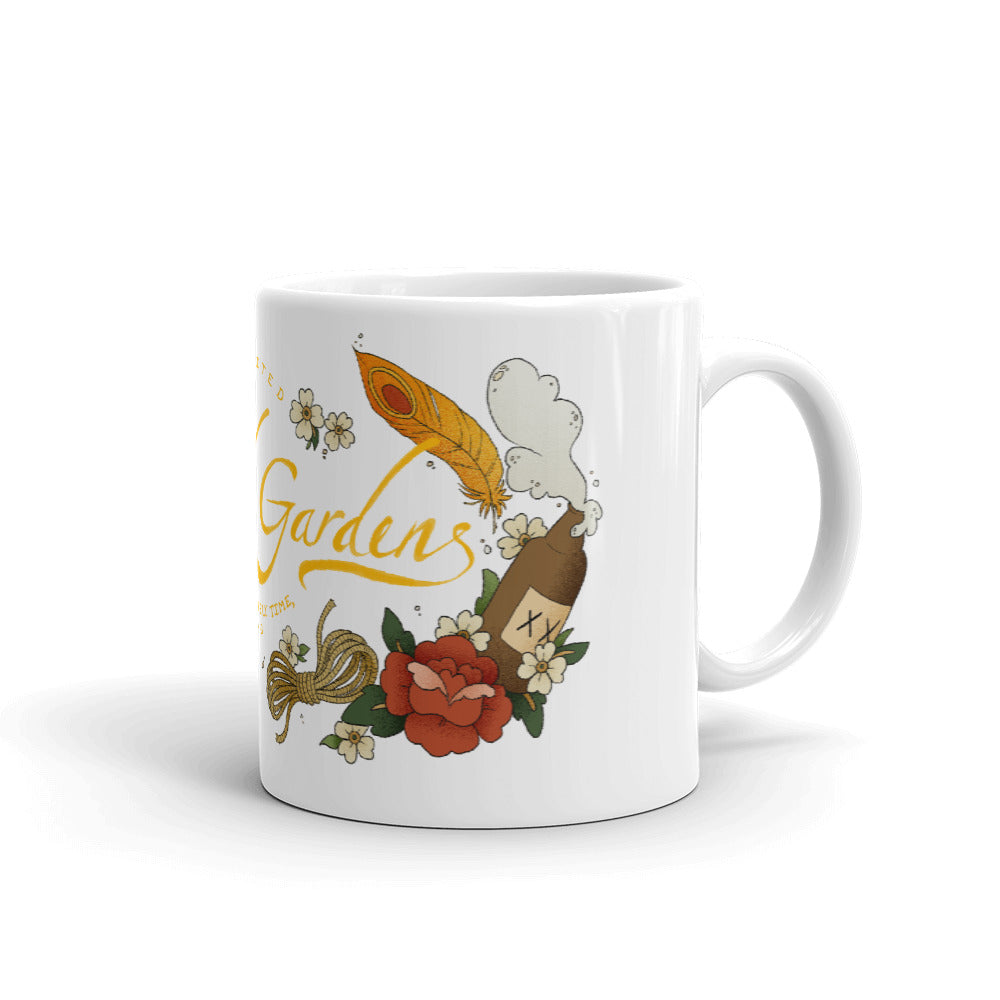 Dimension 20 Pirates of Leviathan Gold Gardens Mug