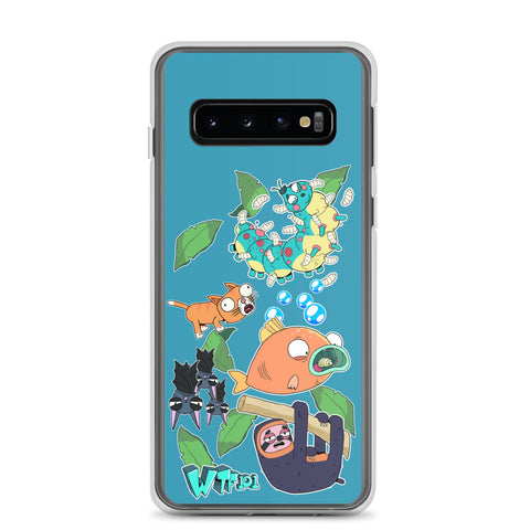 WTF 101 Animals Samsung Galaxy Case