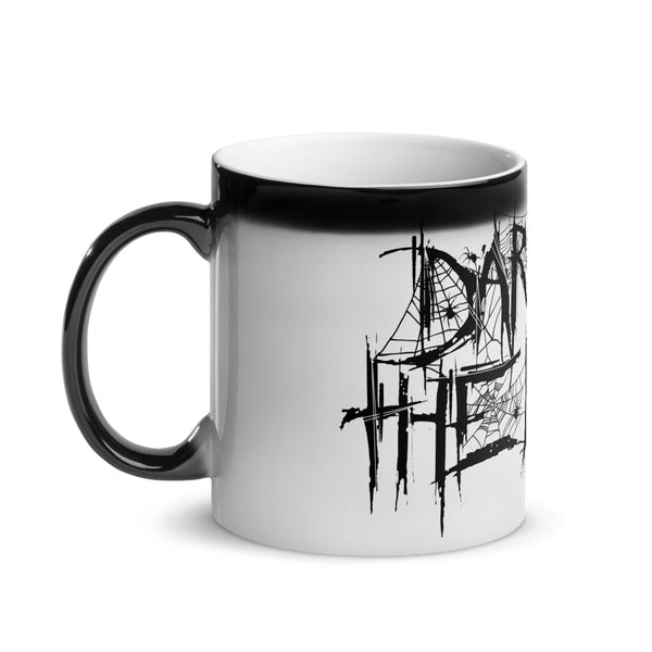 Dimension 20 Escape From the Bloodkeep Darken the Land Magic Reveal Mug