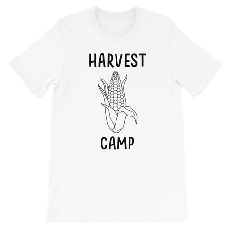Dimension 20 Fantasy High DIY Harvest Camp T-Shirt
