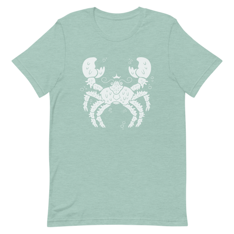 Dimension 20 Fantasy High Boy's Night Ragh's Crab King T-Shirt