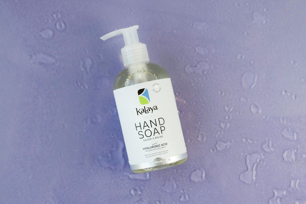 Hand Soap with Hyaluronic Acid