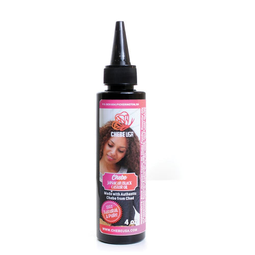 Chebe Jamaican Black Castor Oil - 4oz - Alkebulan Lifestyle
