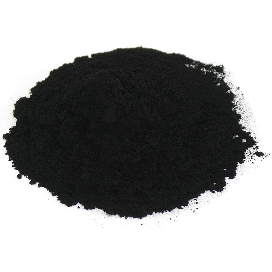 Black Charcoal Powder Activated, Coconut
