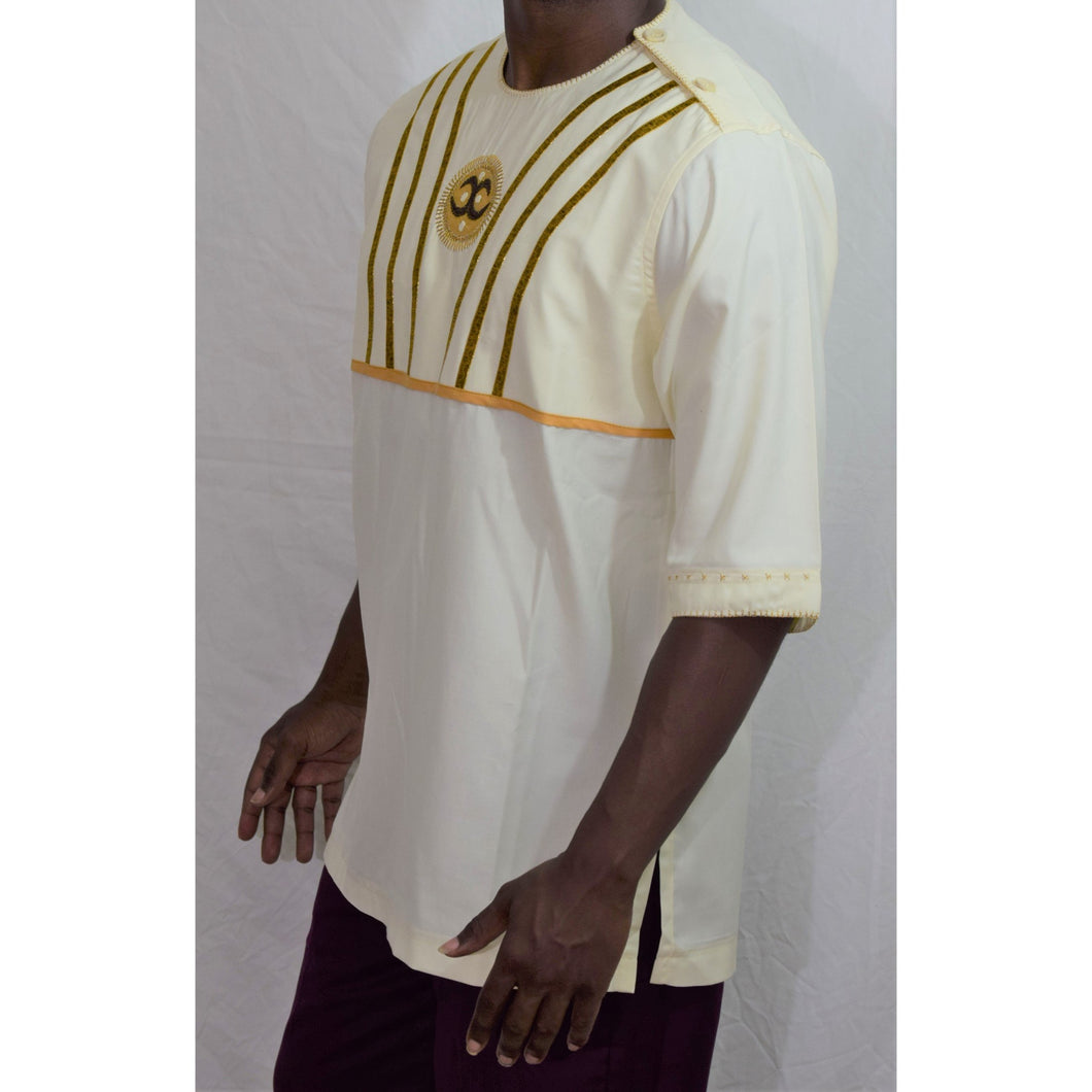 Alama - Short Sleeve Shirt - Alkebulan Lifestyle