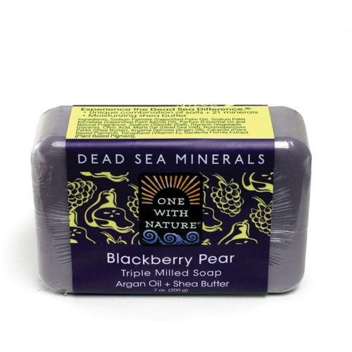 Dead Sea Blackberry Pear - 7oz - Alkebulan Lifestyle
