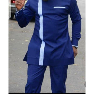 African Fashion Custom Made Suit