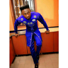Custom Made Suit - Alkebulan Lifestyle