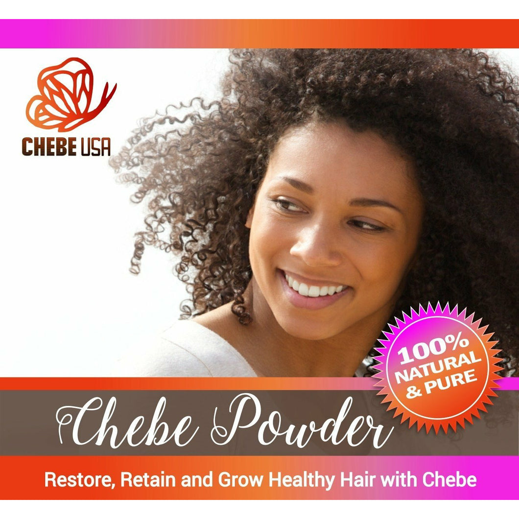 Authentic Natural Chebe Powder - Alkebulan Lifestyle