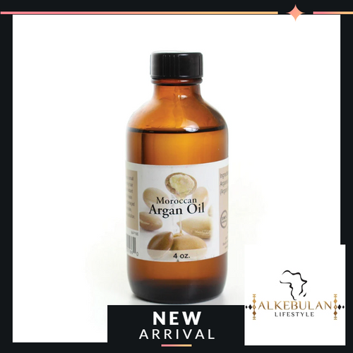 Argan Oil: 4 oz.