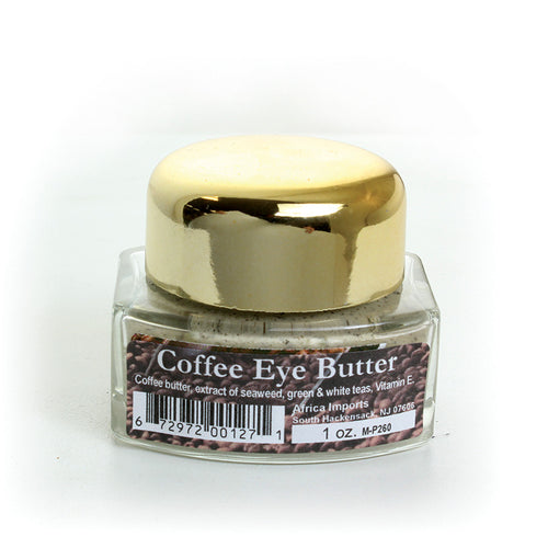 Coffee Eye Butter - Alkebulan Lifestyle