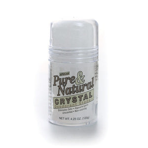 Pure & Natural Crystal Deodorant Stone