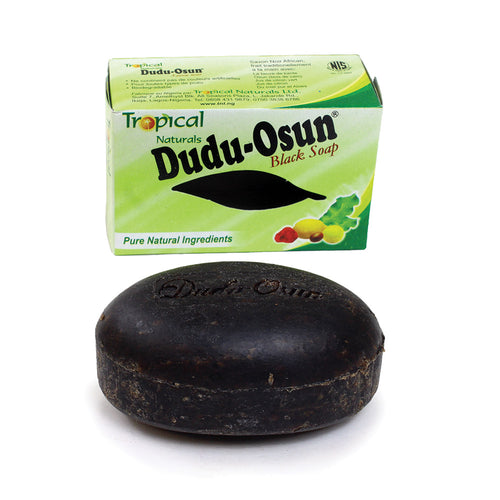 Dudu-Osun African Black Soap - 5¼ oz. - Alkebulan Lifestyle