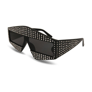 Rhinestone Sunglasses - Multiple Colors
