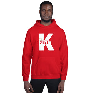 King Hoodie with Pockets