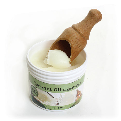 Coconut Oil RBD - 4oz - Alkebulan Lifestyle