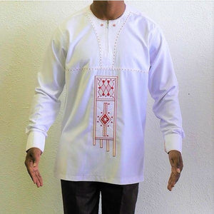 Kikabila - Long Sleeve Shirt - Alkebulan Lifestyle