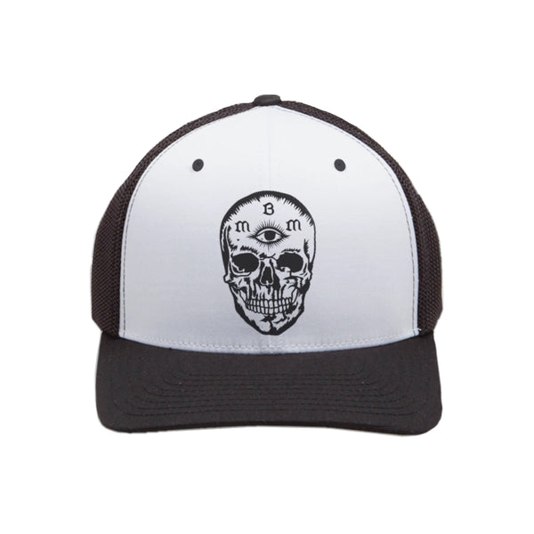 THIRD EYE SKULL HAT